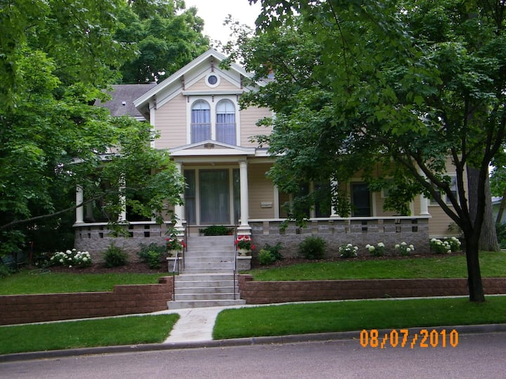 The Ziehr Historic Eau Claire Home