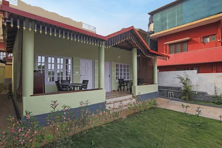 OYO - Conventional 1BR Abode in Coorg-Flash Deal⚡