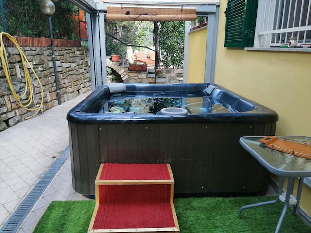 Romantic jacuzzi o relax e movimento  008052lt0291