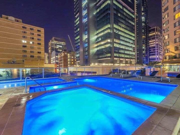 5 Star Classy Oaks Festival Towers Brisbane CBD❤