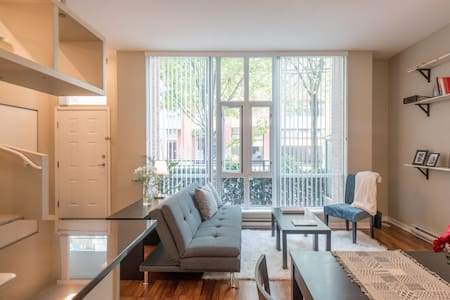 Delightful Townhouse in Downtown - Vancouver - Talo