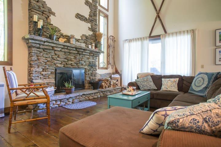 Vacation Home near Okemo/Killington - Plymouth - Huis