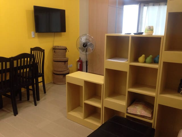 Studio furnished for rent - Quezon City - Hus