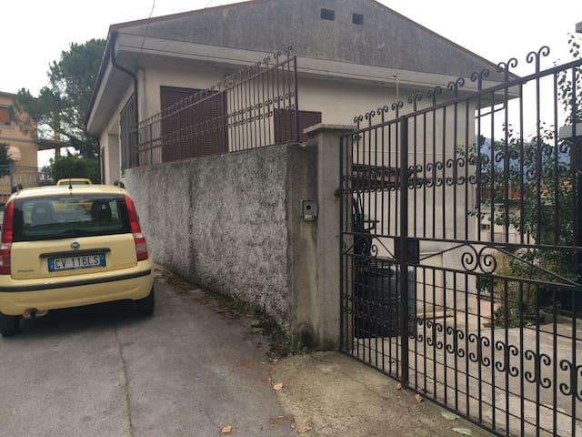 La casa di Nonna Coccò: angolo verde dell'Irpinia - Montella - Diğer