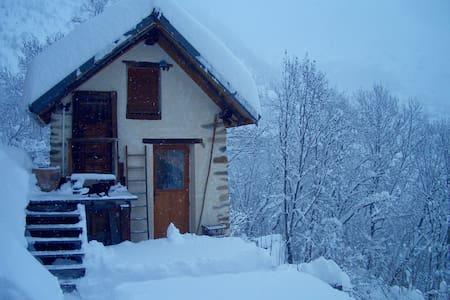 Petite Maison, 2 pers. à proximité des 2 alpes - Le Freney-d'Oisans - Huis