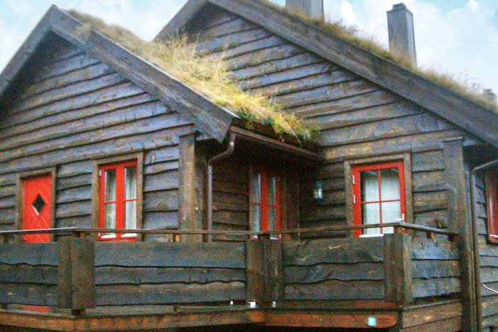 4 star holiday home in ÅSERAL