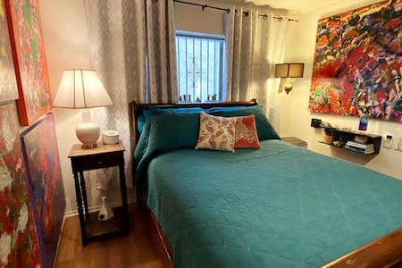 Ultra Clean, Spacious & Lux Private Rm, Bath & A/C