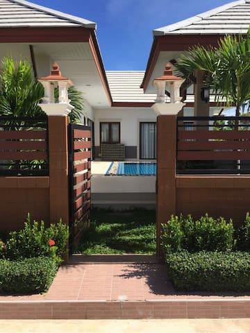 Baan Dusit Park дом для счастливых - Bang Lamung District - Casa