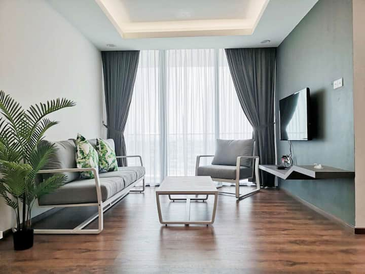 Designer Suites Viva City Megamall, Jazz Suites