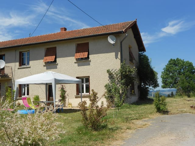 maison de campagne lac des sapins - Ronno