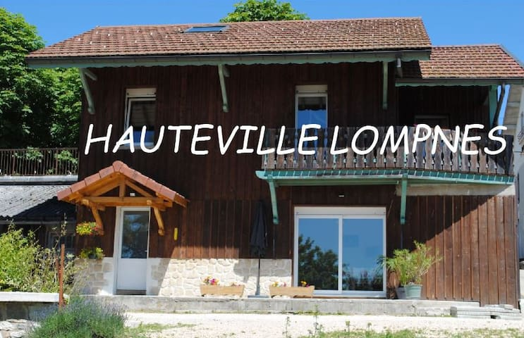 Gîte le Cabanon Hauteville Lompnes