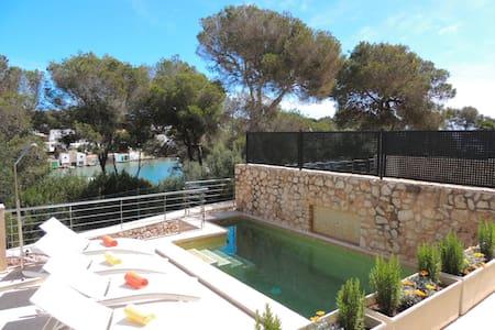 Villa Mare Azul 1, Cala d'Or, Mallorca - サンタニー(Santanyí)