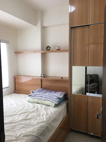 Charming 2BR unit in West Jakarta - West jakarta - Apartment