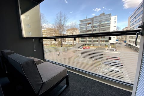 ♛ Turun Blanka with Balcony & Parking (A14) ♛