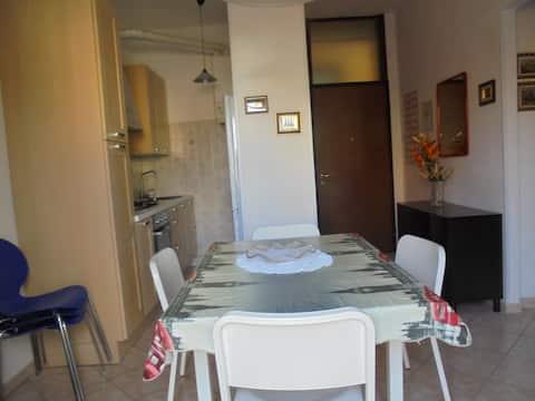 appartamento a Punta Marina Terme (RA)