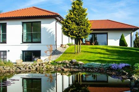 Ferienhaus am Paradieshof - Pingelshagen - Casa