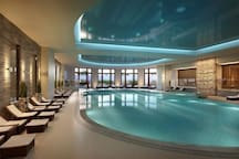 Access to Hotel 2 swimming Pools, gym and outdoor Jacuzzi