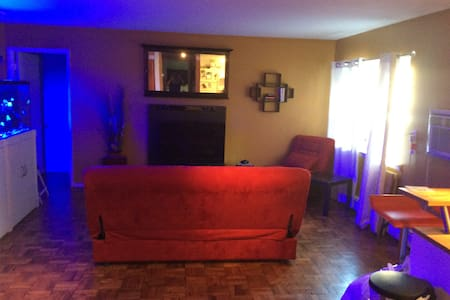 Quiet Connecticut close to NYC - Stamford - Appartement