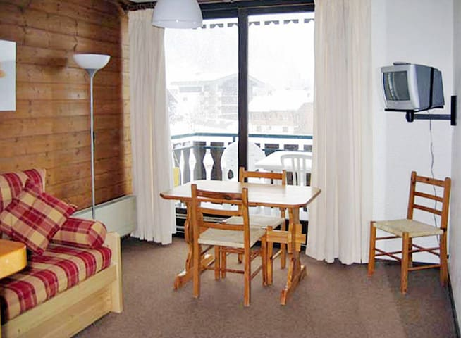 Holiday apartment in Chatel for 3 persons