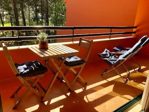 Golf&Beach Apartment w/ AirCo - Herdade da Aroeira