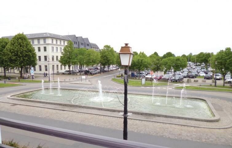 Les Fontaines Saint-Léonard HONFLEUR