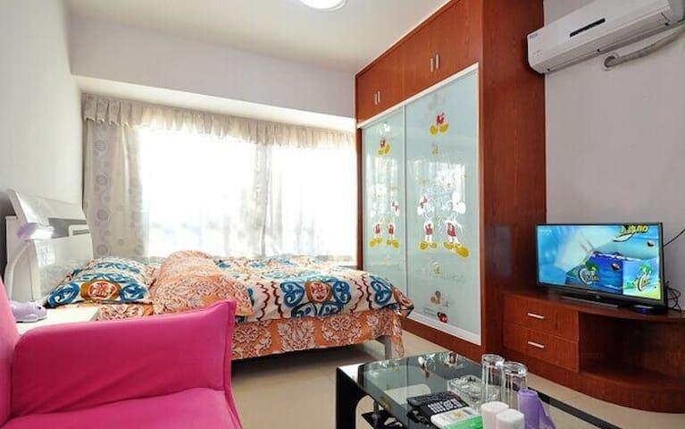 湖南长沙市(PHONE NUMBER HIDDEN)开福区四方坪温馨公寓 - Changsha - Apartment