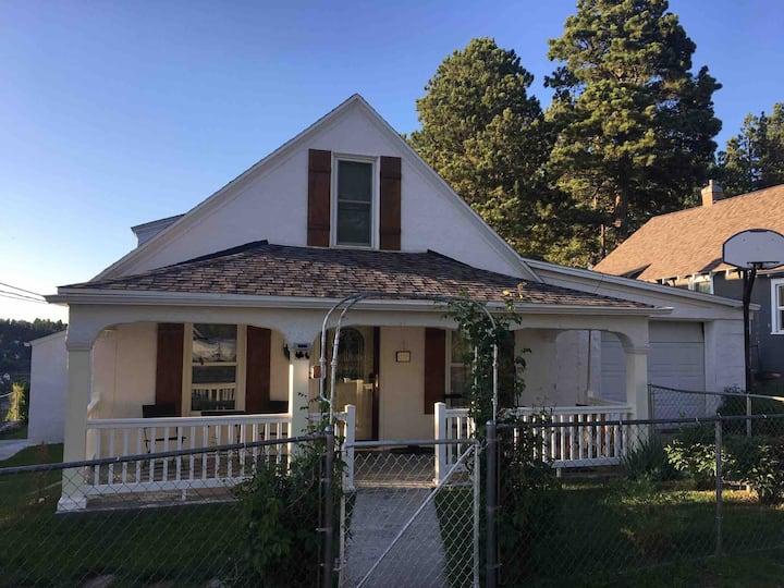 The Peak House in Lead, South Dakota