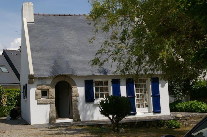 Carpe Diem, Maison F3 à Saint-Colomban, Carnac