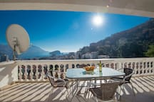Five bedroom penthouse with fantastic view