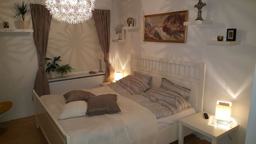 Newly renovated room - Horsens - Casa