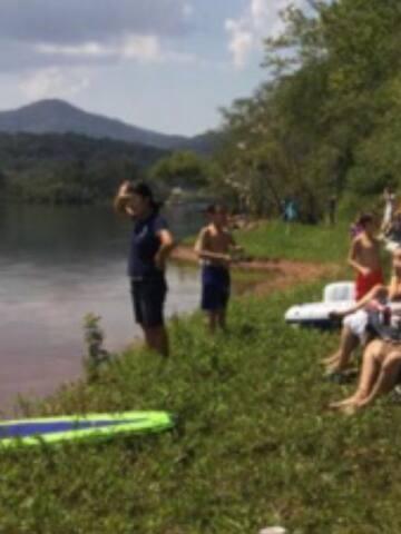 Swim, fish, boat hike with picnic at Lake & river