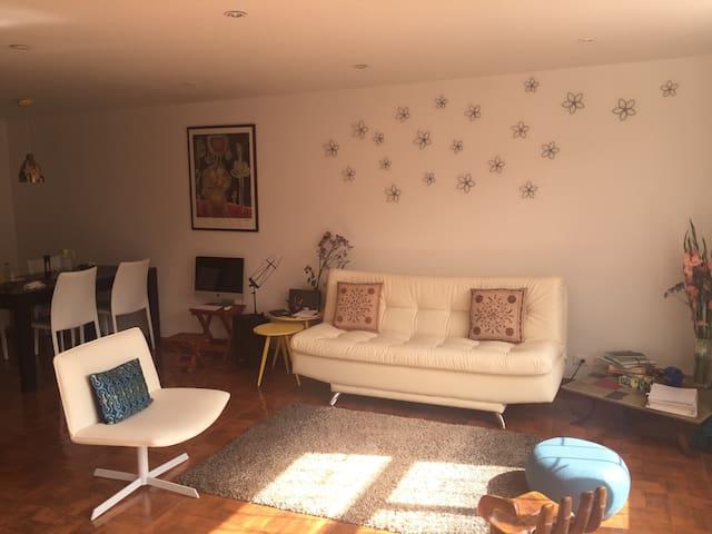 Cómoda habitación al lado d Parkway - Bogotá - House