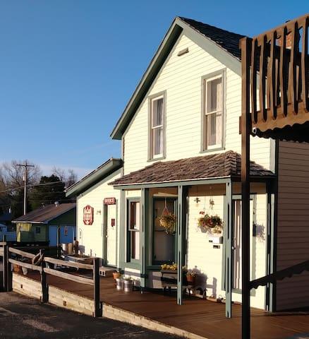The Poker Alice House