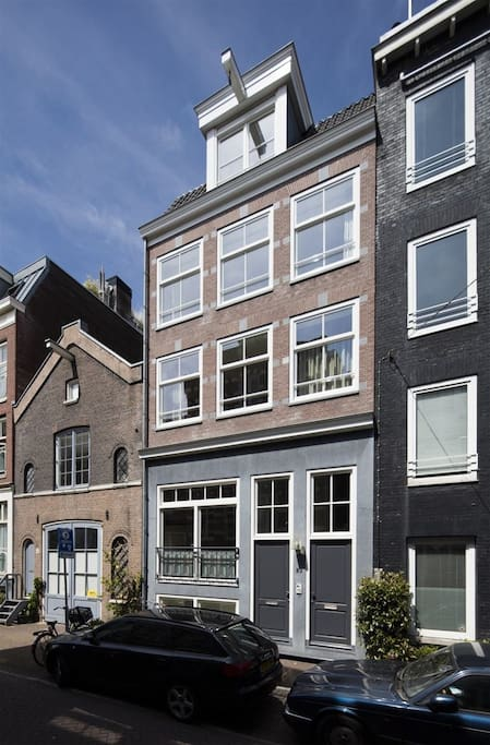 Classic Amsterdam house