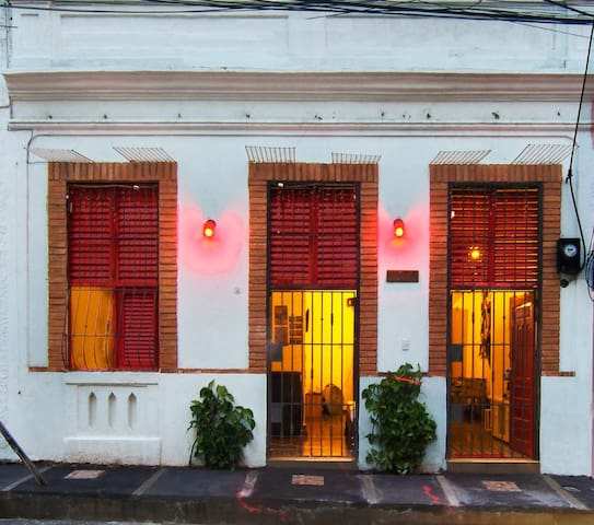 ZONA COLONIAL walking.Estudio - Santo Domingo - Haus