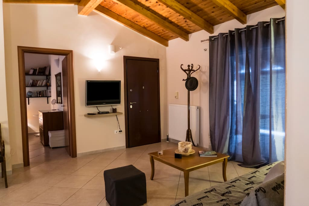 Luxury apartment with cozy atmosphere !