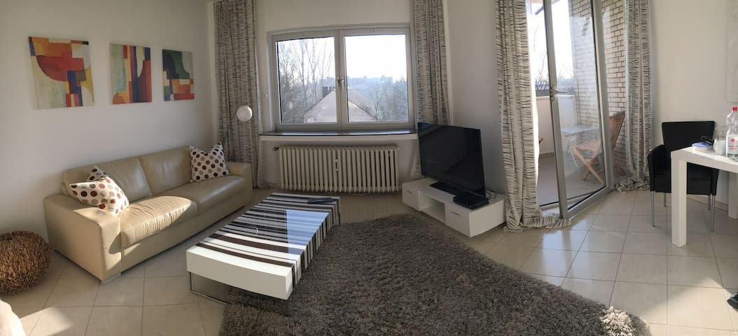 Appartment near Messe - Düsseldorf - Apartamento