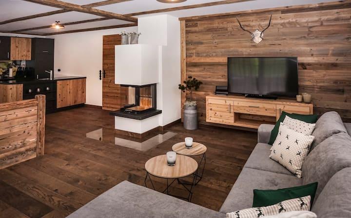Alpin Lodge Bergveilchen