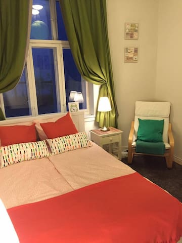Cozy room and comfortable bed in city center - Bergen