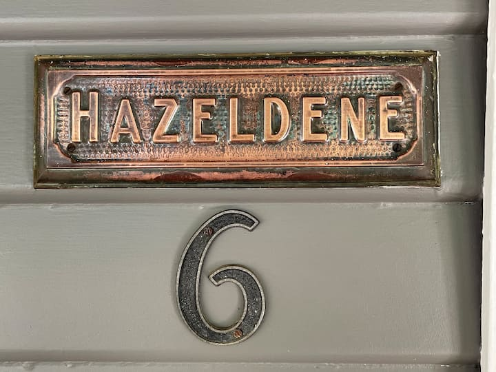 Hazeldene - The best location in Town!