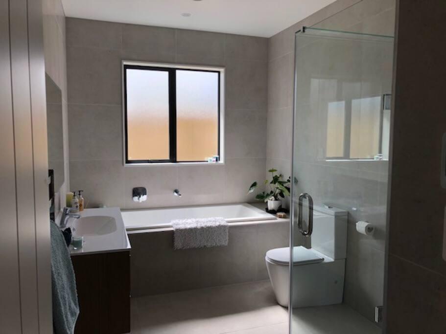 Luxury bathroom exclusive to you
