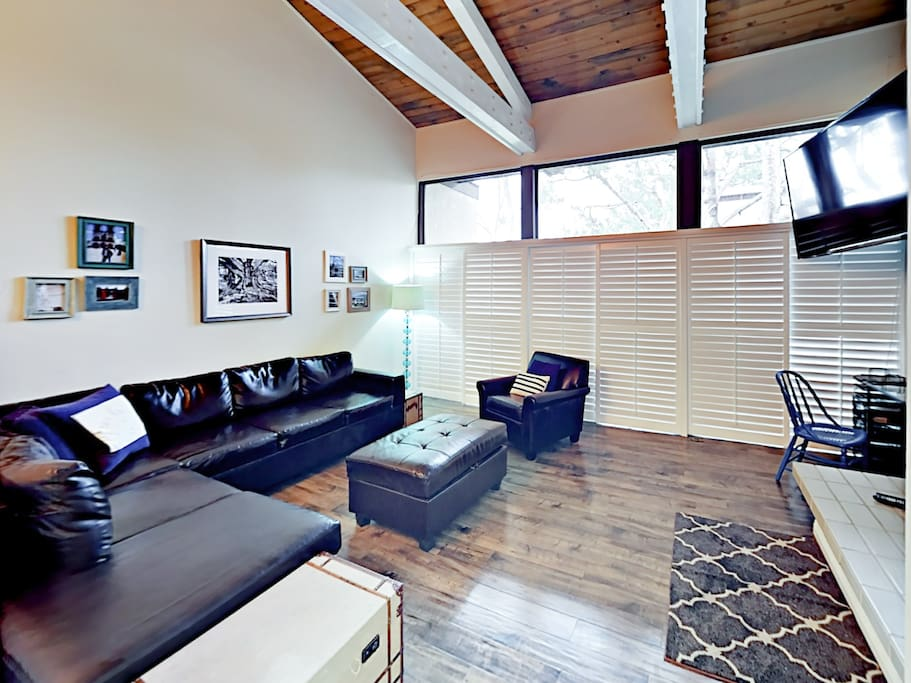 Welcome to Long Beach! This stylish condo is professionally managed by TurnKey Vacation Rentals.