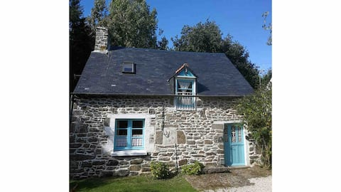 Beautiful Cottage in French Countryside