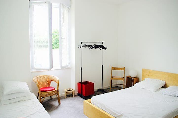 TERRE en MEDOC appartement 5 couchages - Lesparre-Médoc - Apartment
