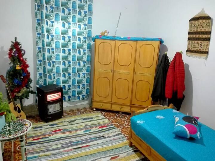 Tunis, Centre ville / Cozy chambre