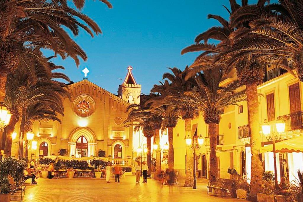 Piazza Durante - Letojanni (ME)