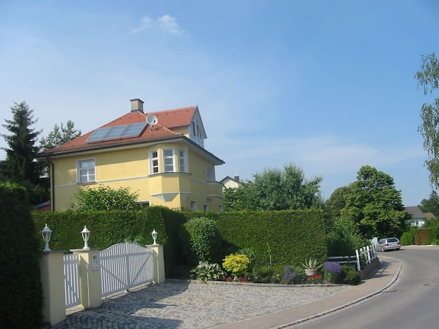 Cosy Villa near Augsburg and Munich