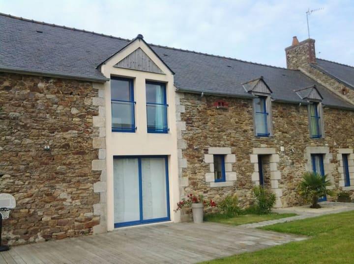 Longère 200m2 - proche Dinard/Saint Malo