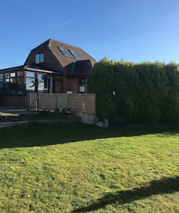Holiday cottage with hot tub!