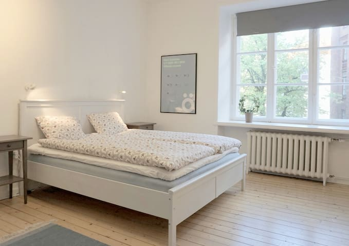 Beautiful and central located bed & breakfast 1 - Gothenburg - Bed & Breakfast